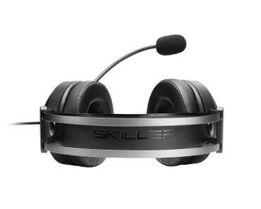 ¡Auricular gaming USB con tarjeta de sonido! Sharkoon SKILLER SGH30