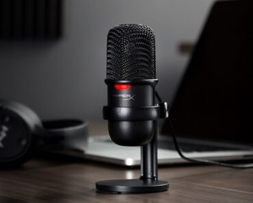 ¡Un micrófono USB todoterreno! Llega el HyperX SoloCast
