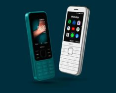 ¡Dos móviles 4G por menos de 100 euros! Nokia 8000 y Nokia 6300