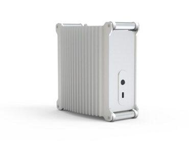 ¡Ideal para un HTPC con refrigeración pasiva! Carcasa DB1 de Streacom