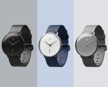 ¡El smartwatch más elegante de Xiaomi! Xiaomi Mijia Quartz