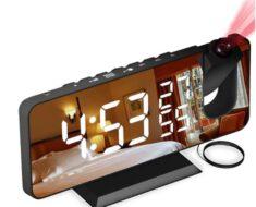 ¡Despertador, proyector y radio FM Aikove! – Opinión