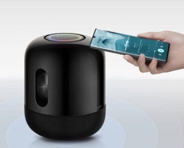 ¡Sonido 360° en tamaño compacto! Opinión del Huawei Sound