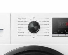¿La mejor lavadora por 300 euros? Opinión de la Hisense WFPV9014EM