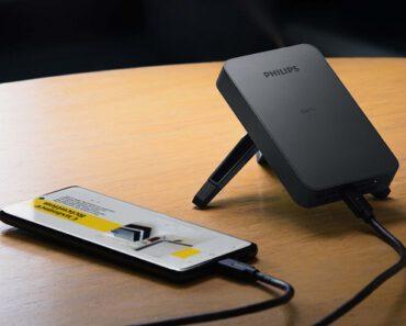 ¿Tu próximo proyector de bolsillo con Android TV? Opinión del Philips GoPix 1